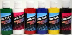 Набор Createx paint 6